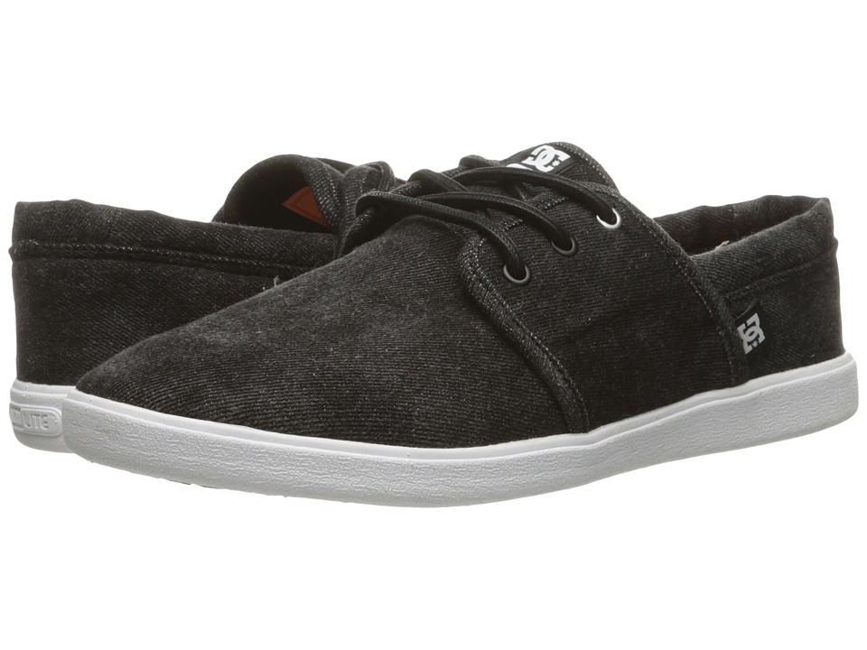 DC - Haven TX SE (Black Dark Used) Men's Skate Shoes