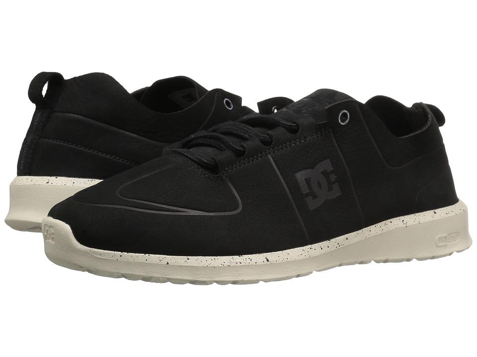 DC - Lynx Lite Zero (Black) Men's Skate Shoes