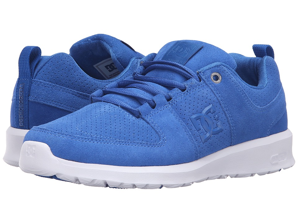 DC - Lynx Lite (Blue) Skate Shoes