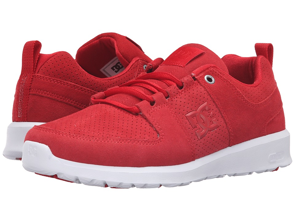 DC - Lynx Lite (Red) Skate Shoes