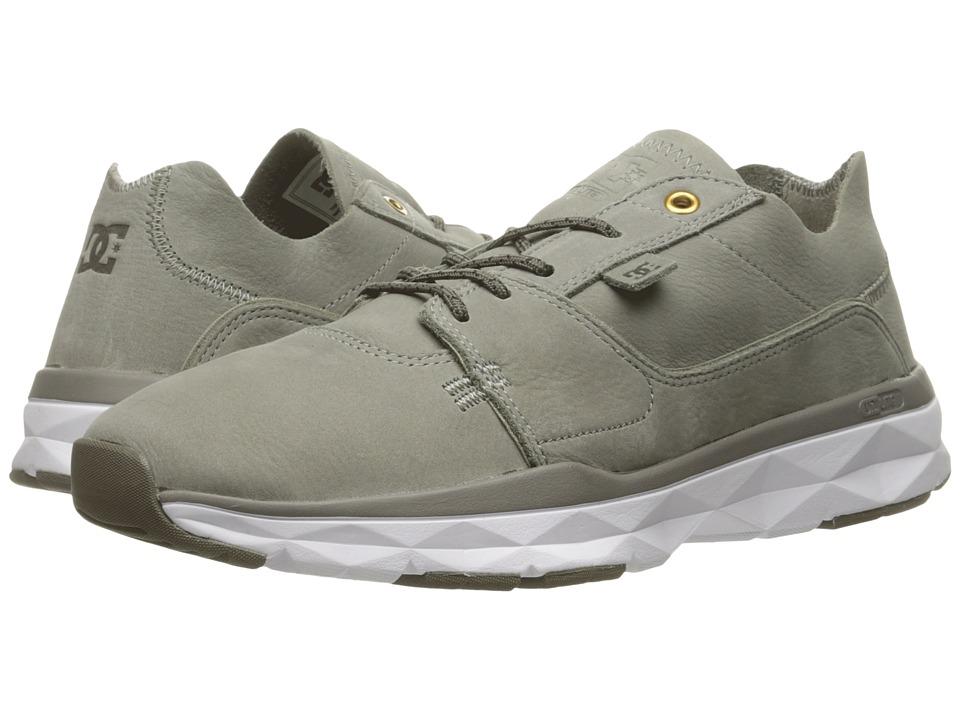 DC - Player Zero (Grey Ash) Men's Skate Shoes
