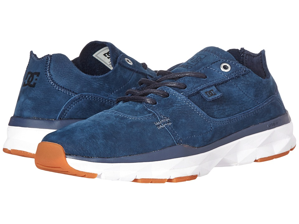 DC - Player Zero (Indigo) Men's Skate Shoes