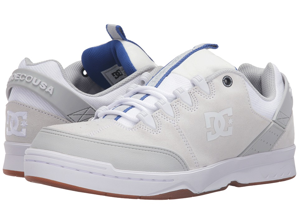 DC Syntax (White/Navy) Men