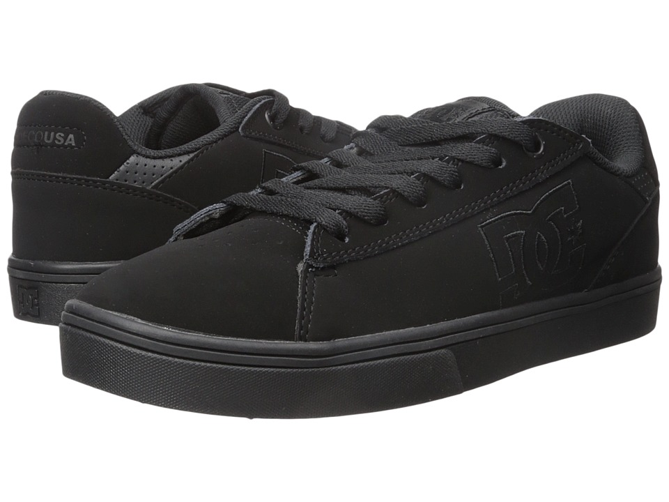 DC - Notch (Black 3) Men's Skate Shoes