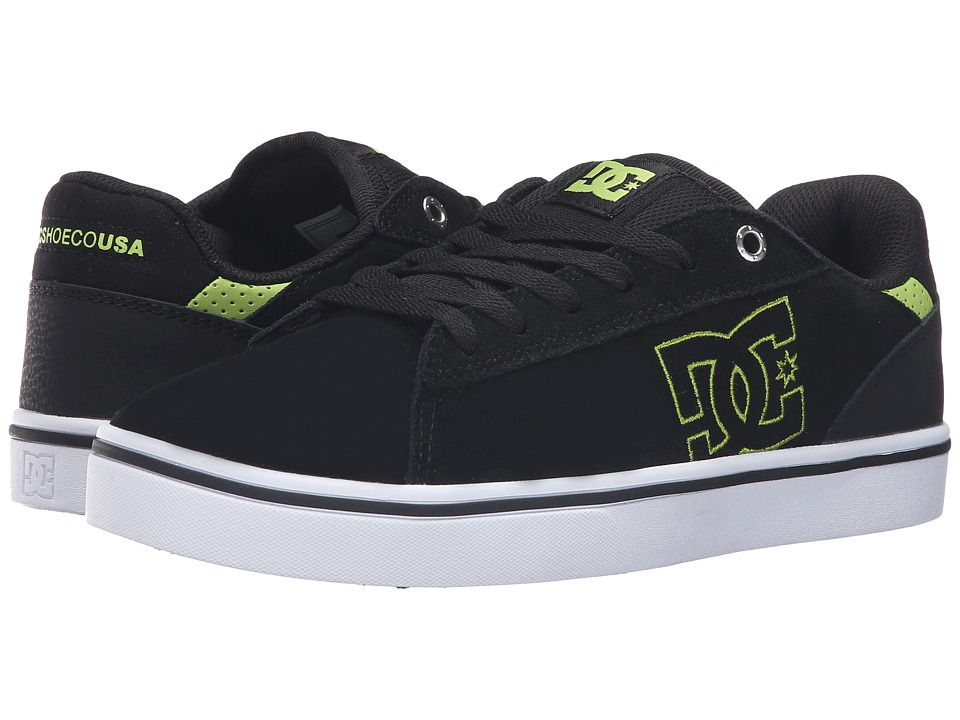 DC Notch SD (Black/Lime) Men
