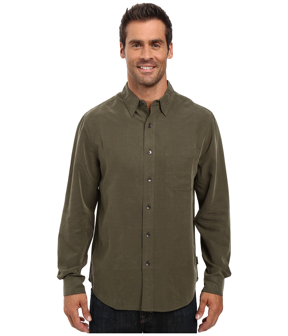 Royal Robbins Desert Pucker (Dark Olive) Men