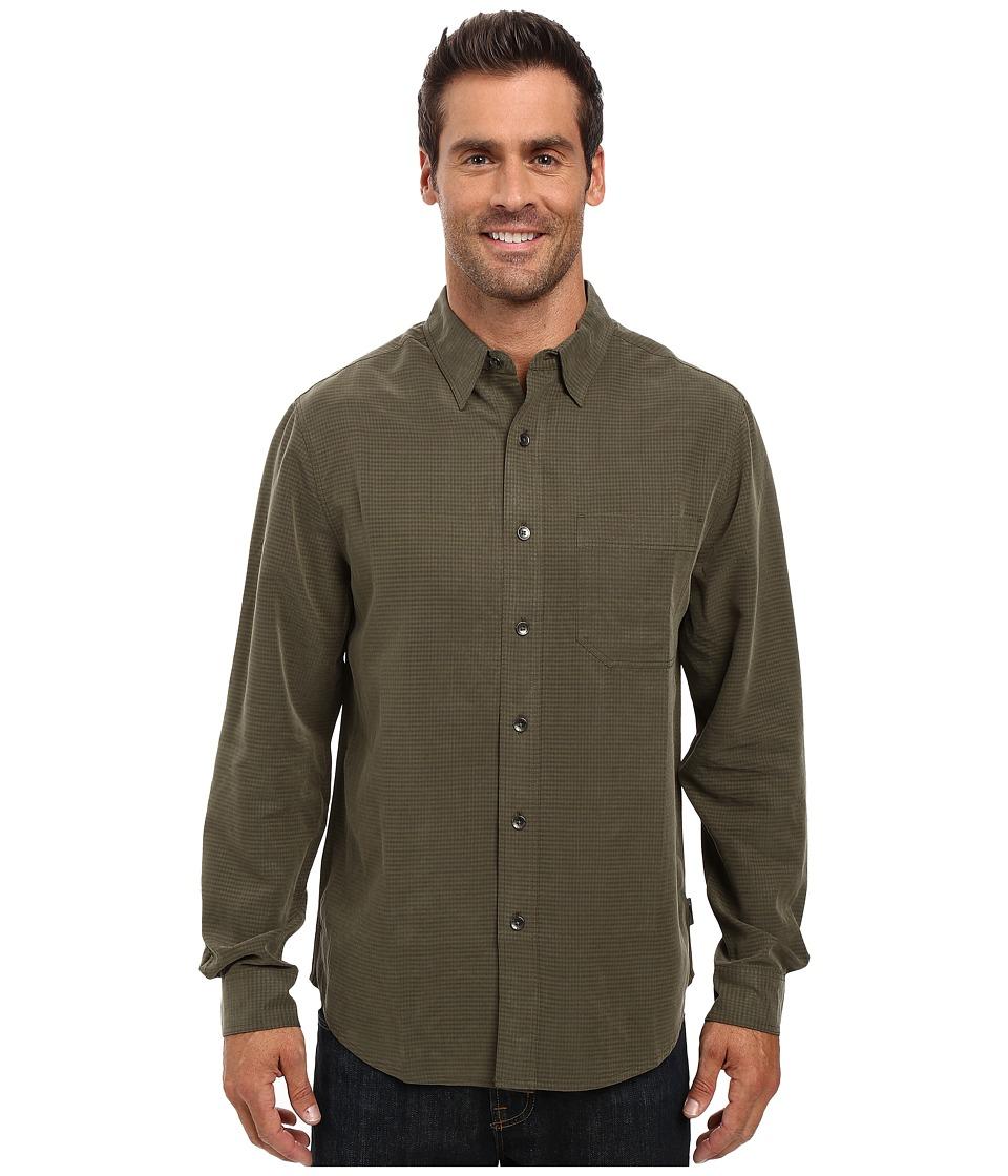 Royal Robbins - Desert Pucker (Dark Olive) Men's Clothing