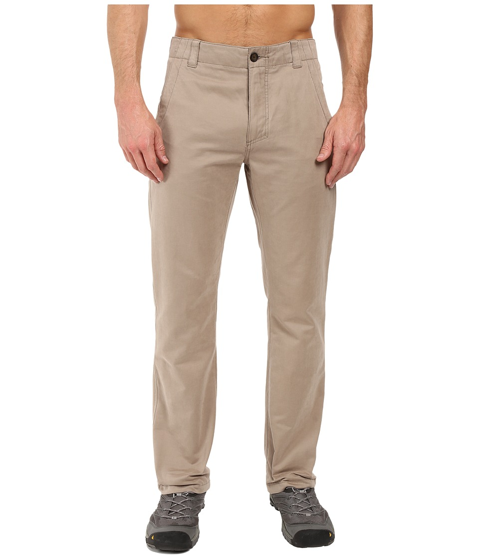 Royal Robbins - Convoy All Season Pants (Khaki) Men's Casual Pants