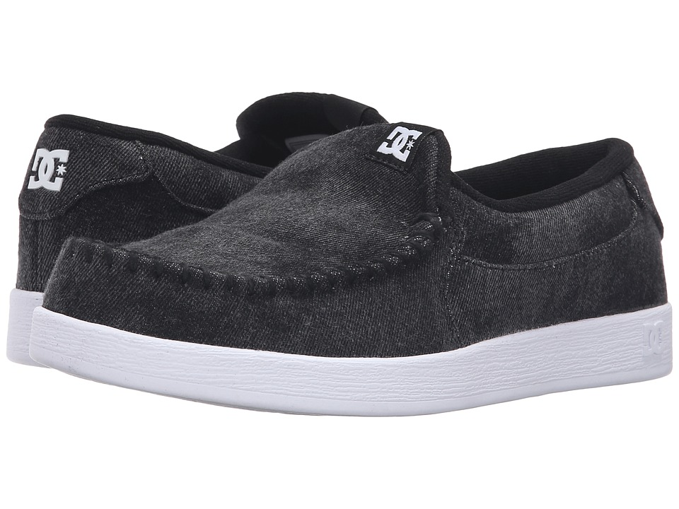 DC - Villain TX (Black Acid) Men's Skate Shoes