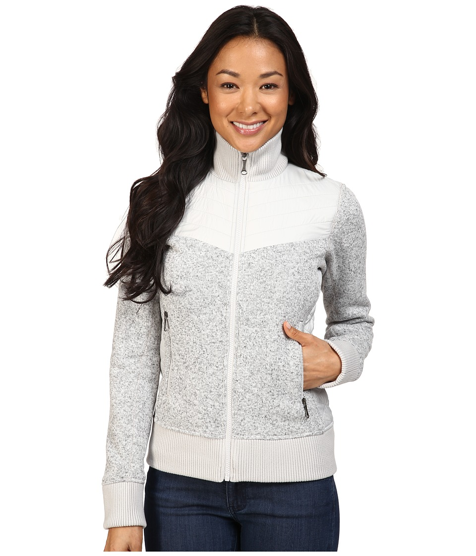 Marmot - Tech Sweater (Glacier Grey) Women's Sweater