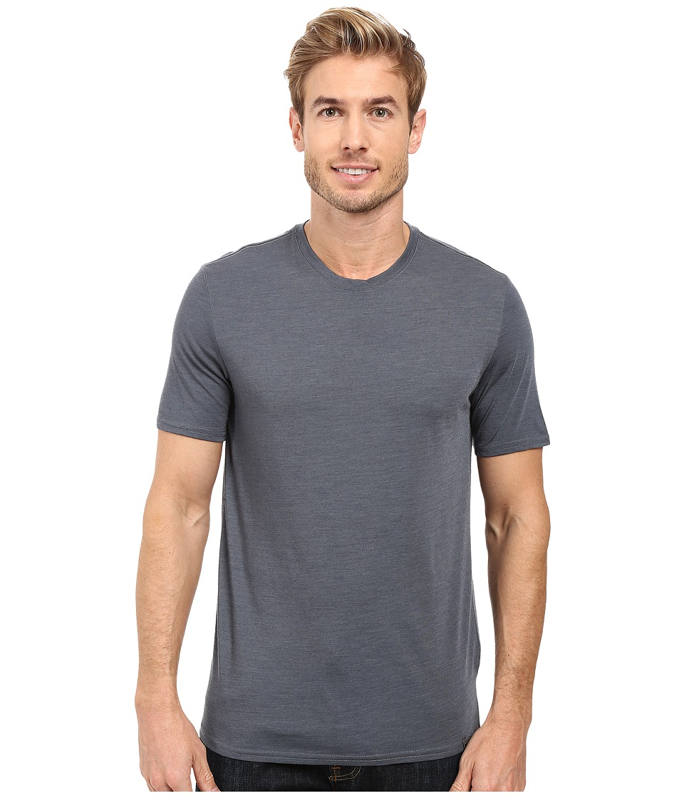 Royal Robbins - Go Everywhere Tee (Slate) Men's T Shirt