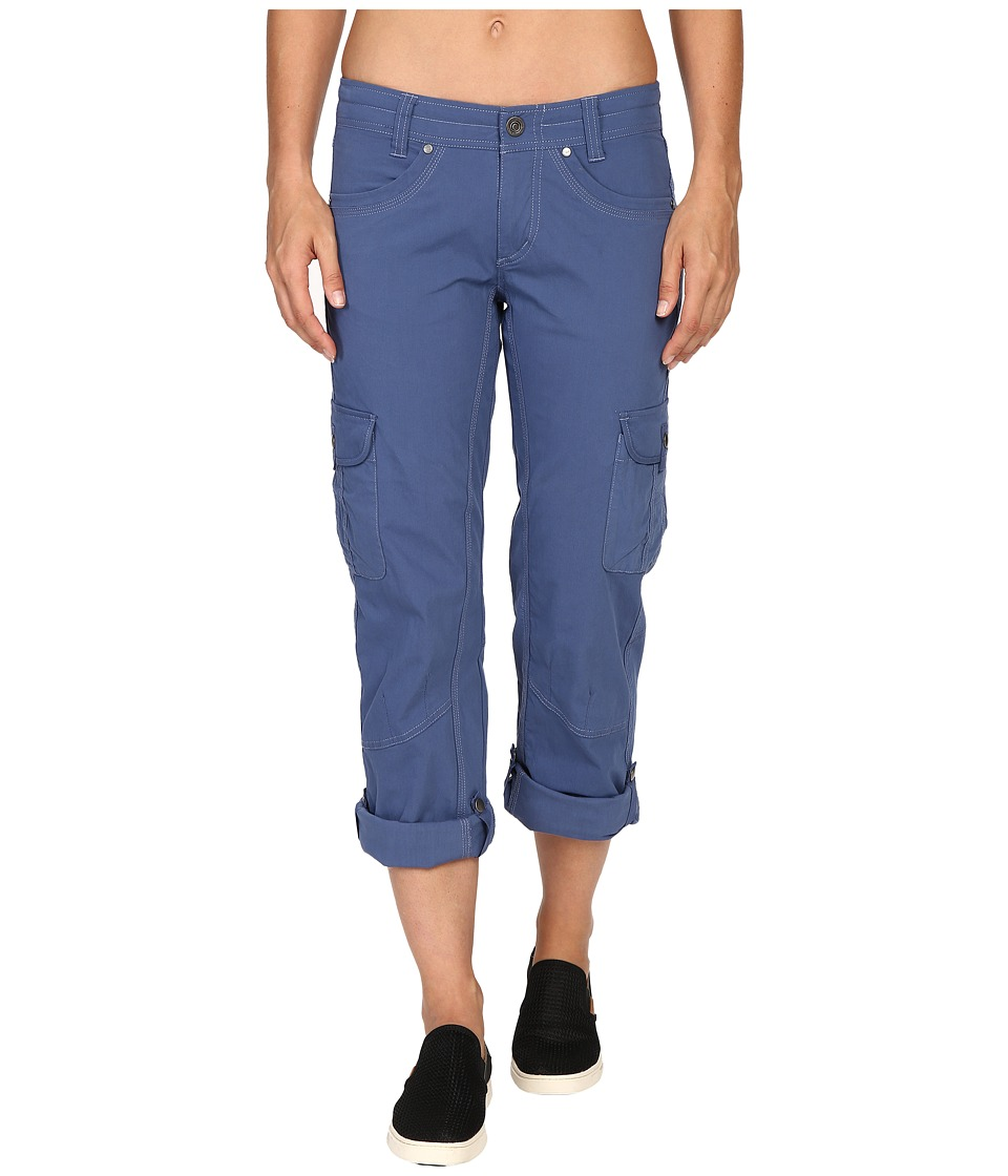 KUHL - Splash Roll-Up Pant (Storm Blue) Women's Casual Pants