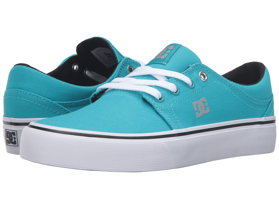 DC - Trase TX (Ocean) Women's Skate Shoes