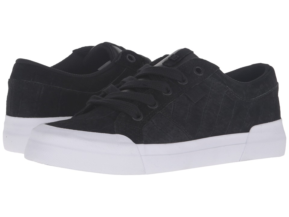 DC - Danni XE (Black Smooth) Women's Skate Shoes