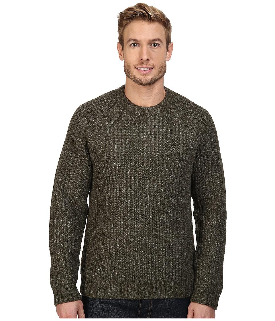 Royal Robbins - Sequoia Crew Sweater (Cypress) Men's Sweater