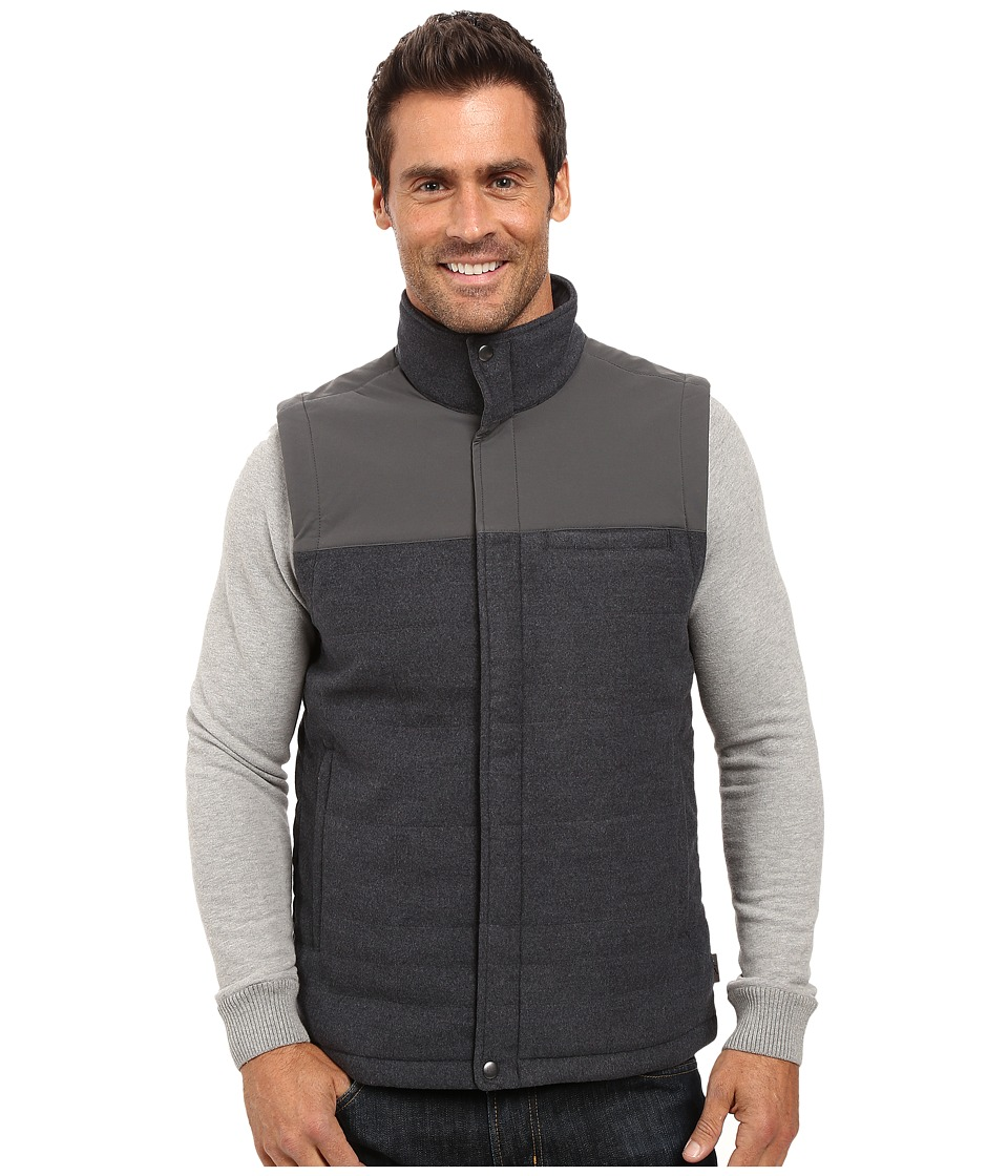 Royal Robbins Field Vest (Charcoal) Men