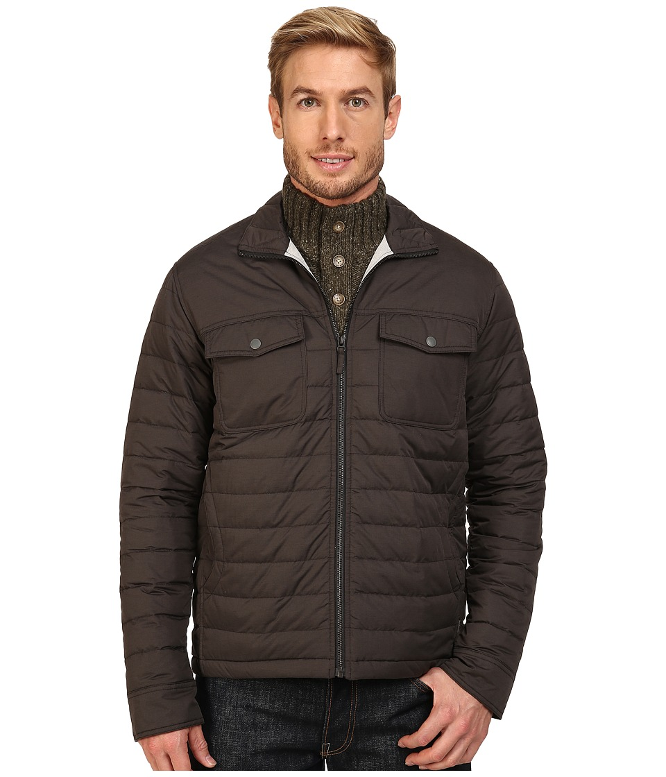 Royal Robbins Batten Down Jacket (Charcoal) Men