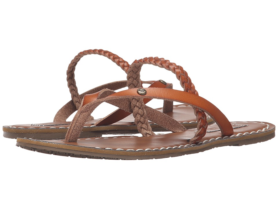Roxy - Lanae (Tan) Women's Sandals