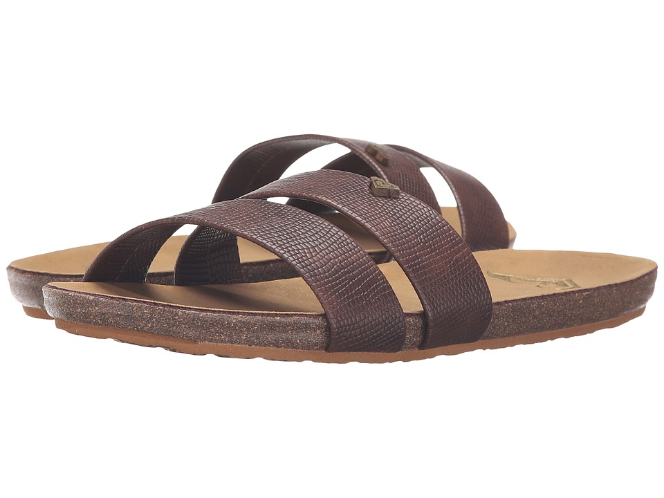 Roxy - Abbott (Tan) Women's Sandals