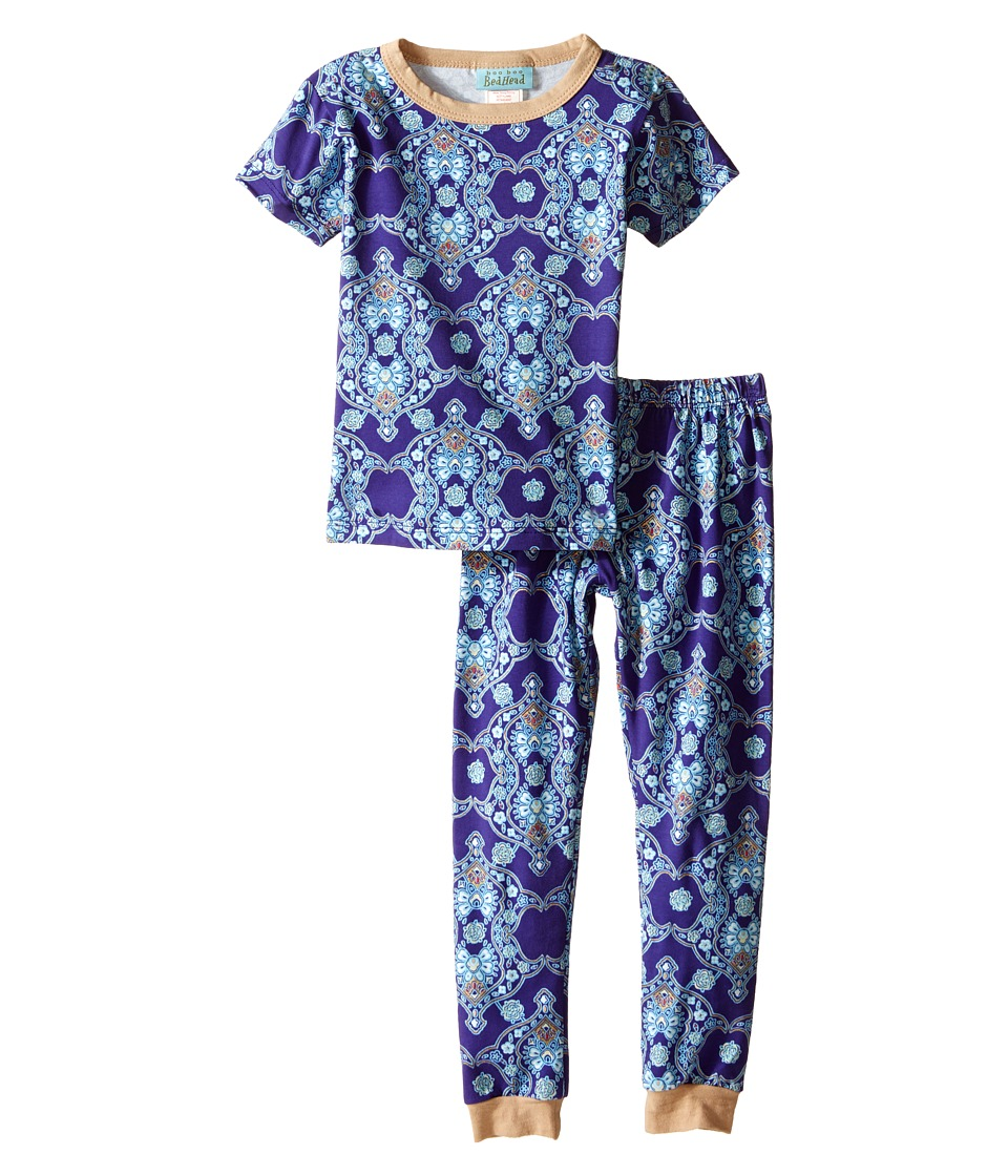 BedHead Kids - Short Sleeve Kids Snug PJ (Toddler/Little Kids) (Aladdin's Lamp) Boy's Pajama Sets