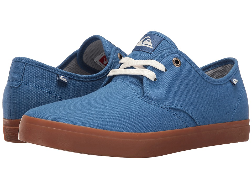 Quiksilver - Shorebreak (Blue/Brown/Blue) Men's Shoes