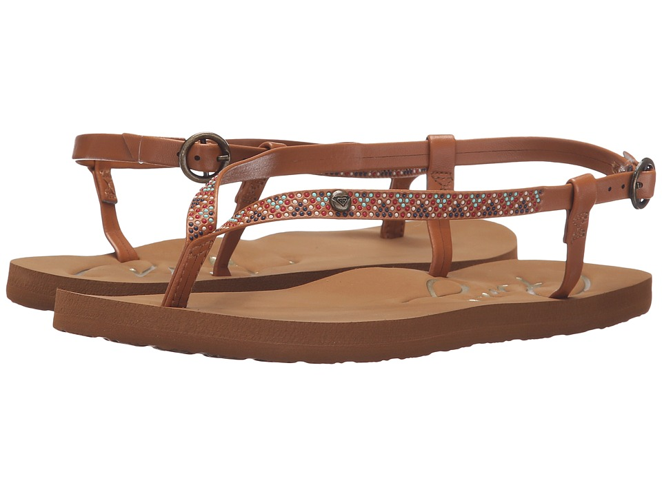 Roxy - Rosarito (Brown) Women's Sandals