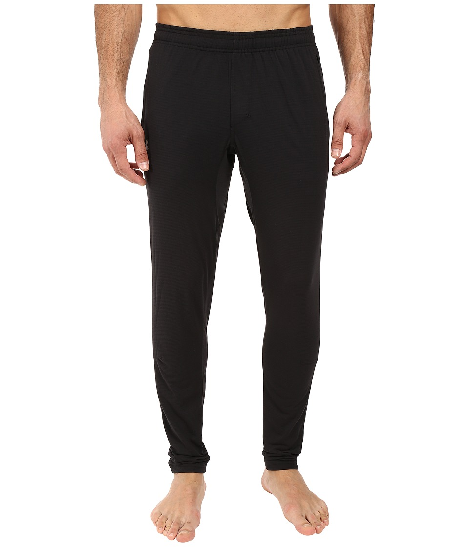 Under Armour - UA Streaker Tapered Running Pant (Black/Black/Reflective) Men's Casual Pants