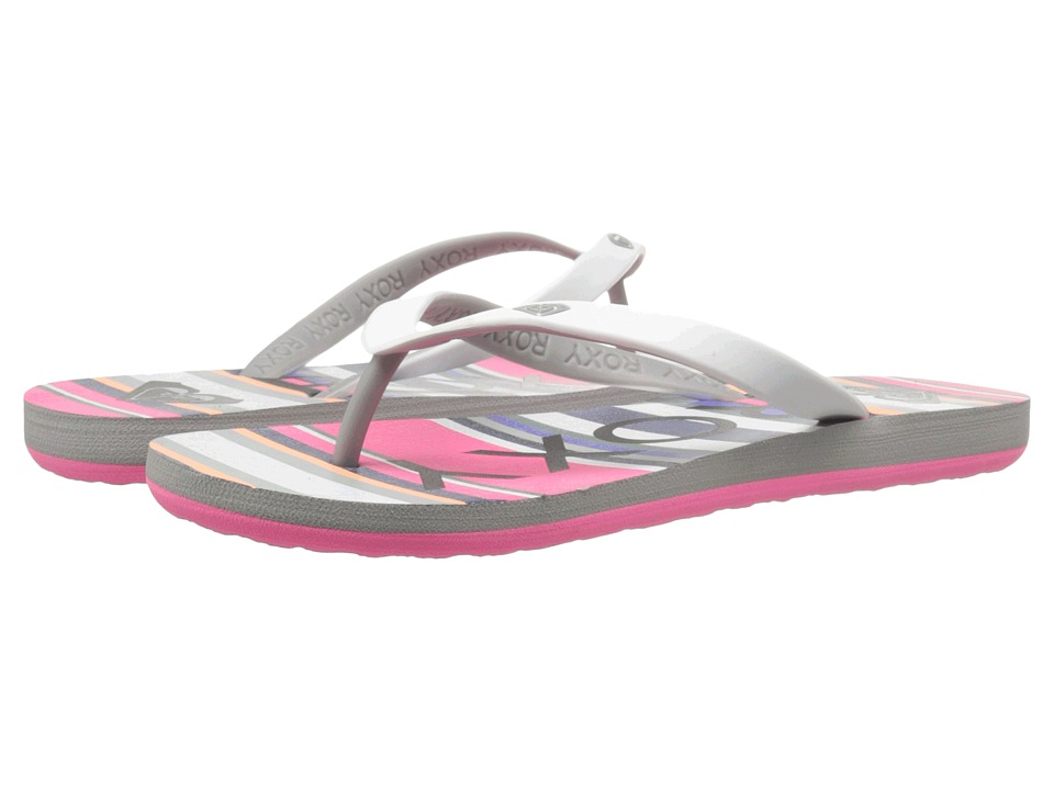 Roxy - Tahiti V (Pink Stripe) Women's Shoes