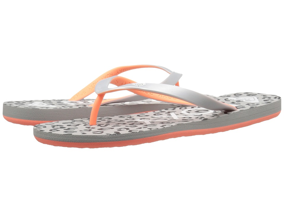 Roxy - Tahiti V (Grey Heather) Women's Shoes
