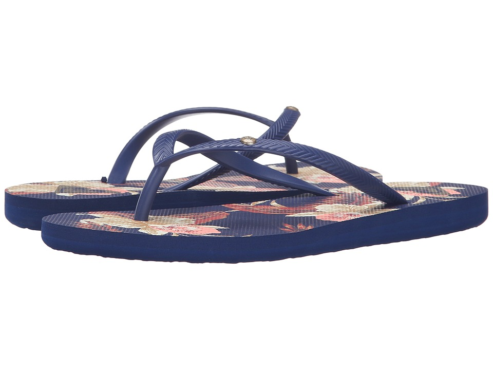 Roxy - Bermuda (Navy) Women's Sandals