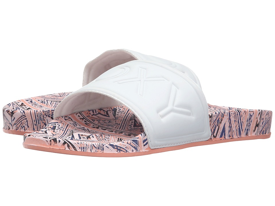 Roxy - Slippy (Peach Cream) Women's Sandals