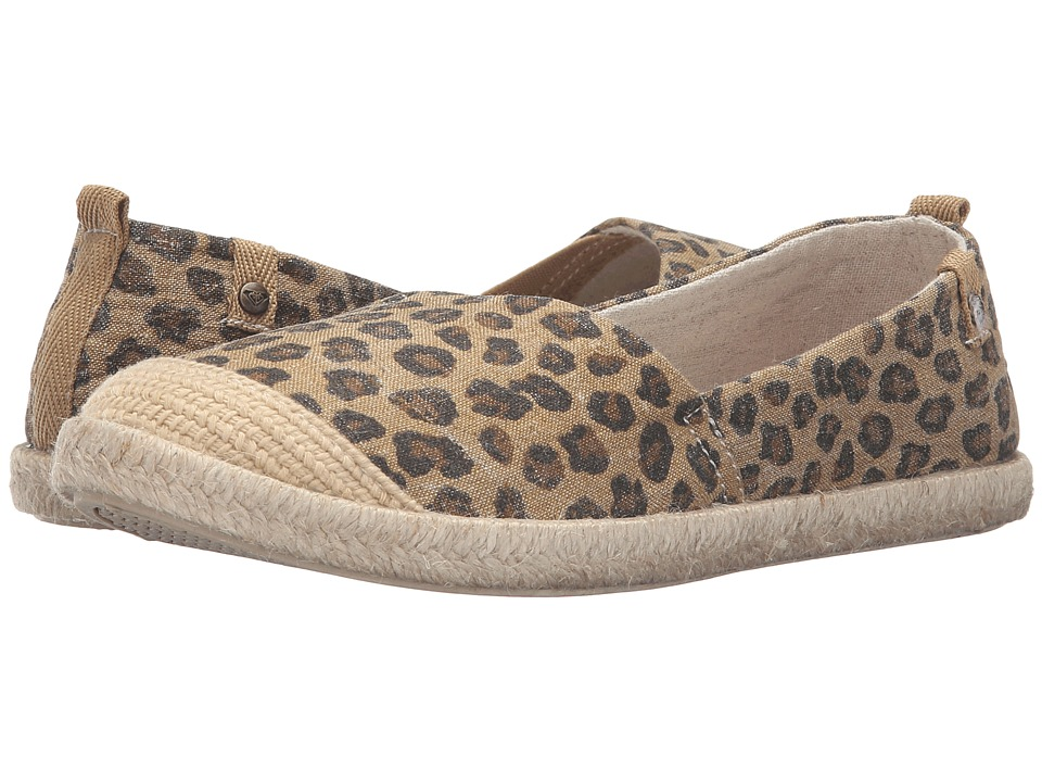 Roxy - Flamenco (Cheetah Print) Women's Sandals