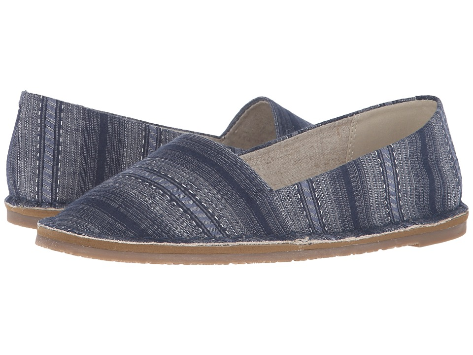 Roxy - Sage (Blue) Women's Slip on Shoes
