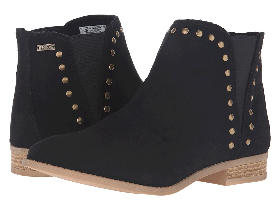 Roxy - Austin (Black) Women's Boots