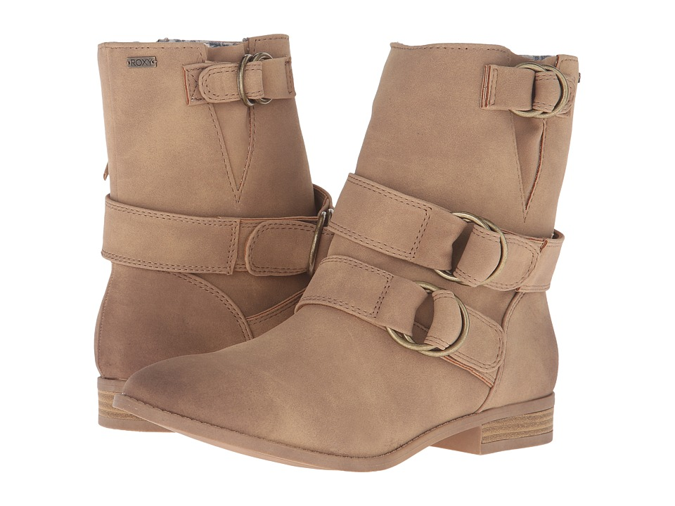 Roxy - Bixby (Tan) Women's Boots