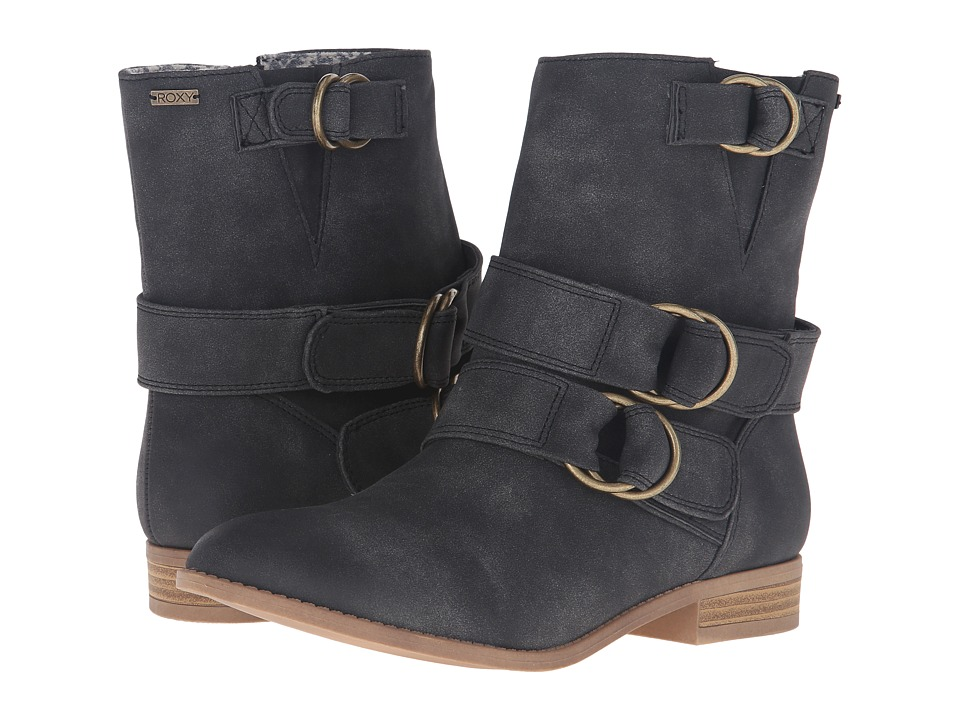 Roxy - Bixby (Black) Women's Boots