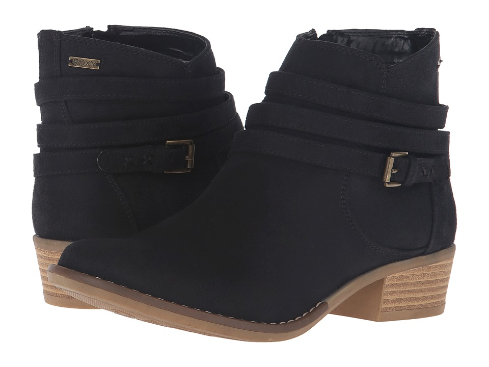Roxy - Chandler (Black) Women's Boots