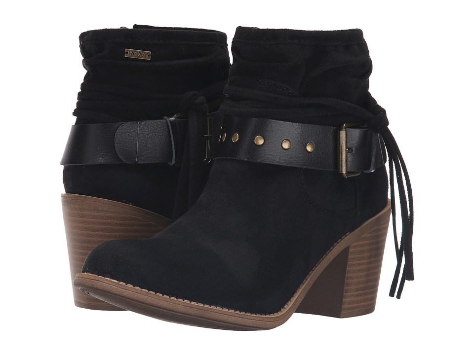 Roxy - Dallas (Black) Women's Boots
