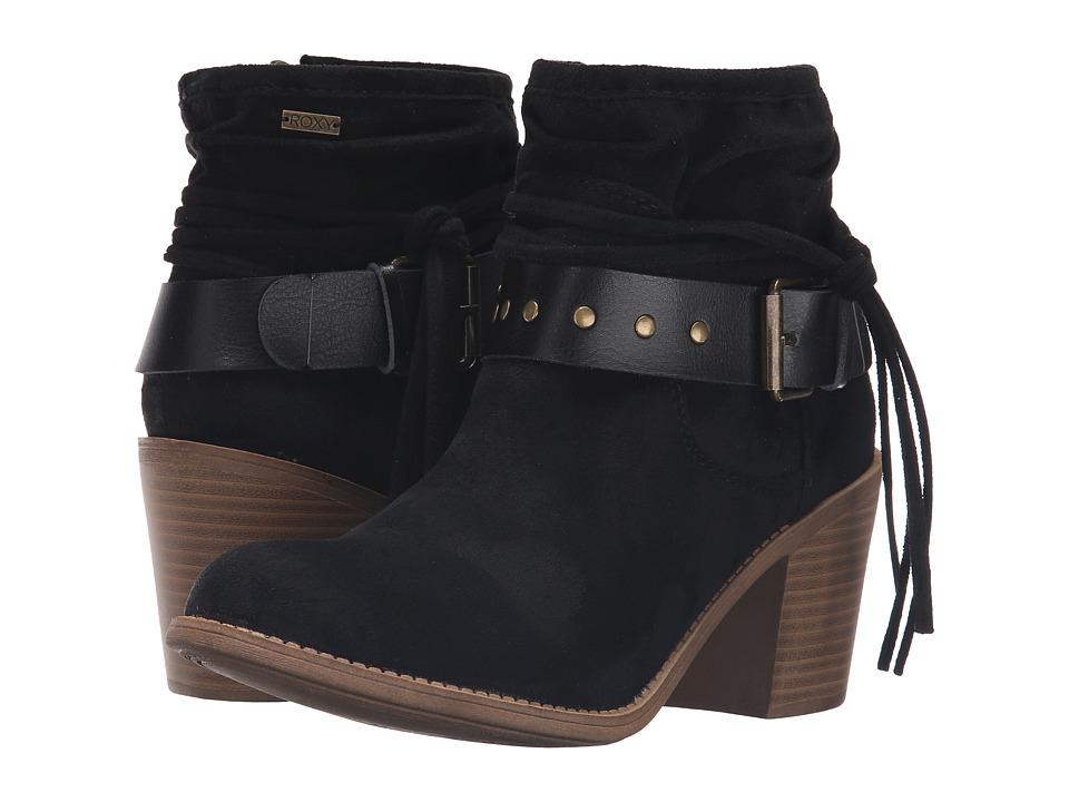 Roxy - Dallas (Black) Women's Boots