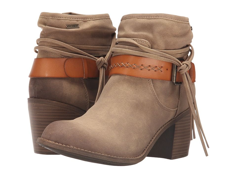 Roxy - Dallas (Tan) Women's Boots