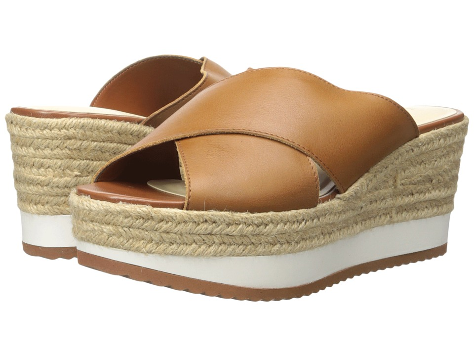 LAUREN Ralph Lauren Reno (Polo Tan Soft Tumbled Burnished Nappa) Women