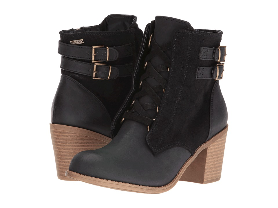 Roxy - Tempe (Black) Women's Boots