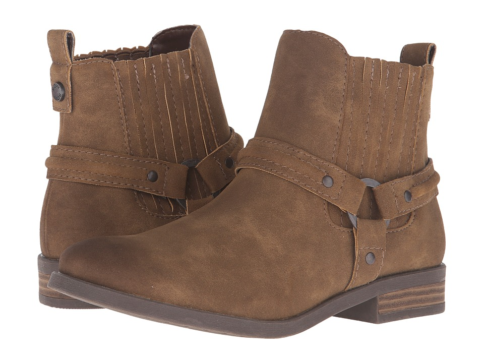 Roxy - Geary (Tan) Women's Boots