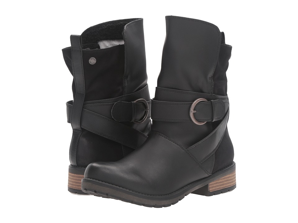 Roxy - Bancroft (Black) Women's Boots