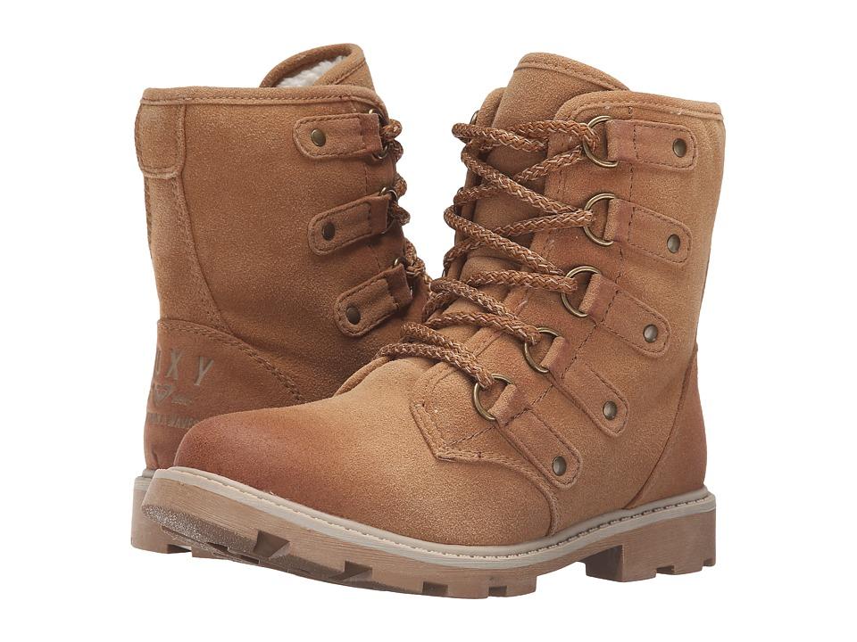 Roxy - Fredie (Tan) Women's Boots