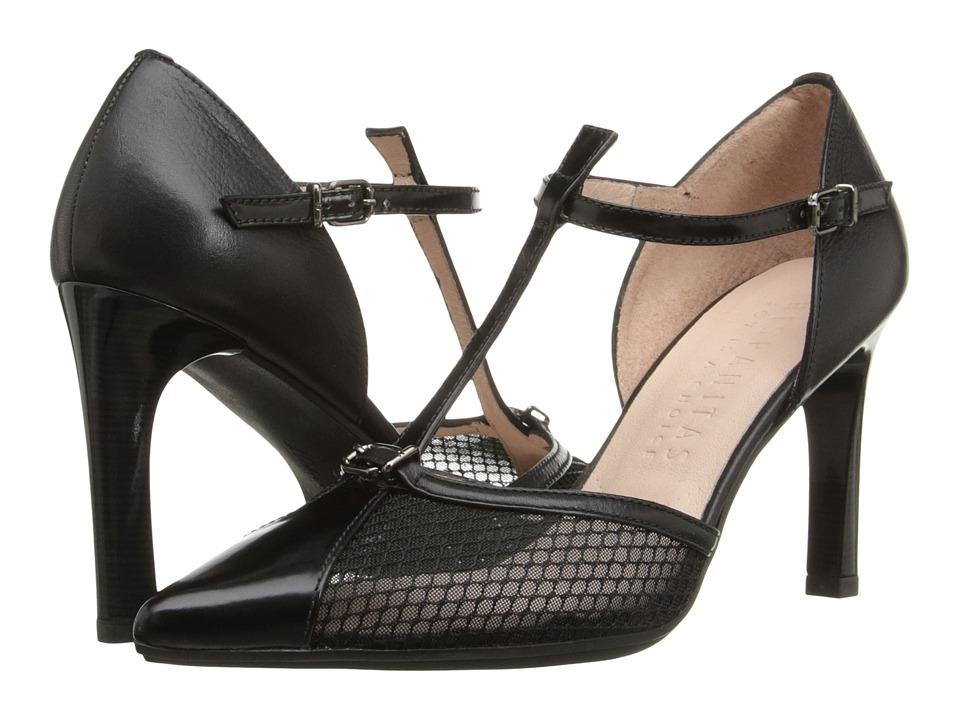 Hispanitas - Starla (Antique Black/Sauvage Black) High Heels