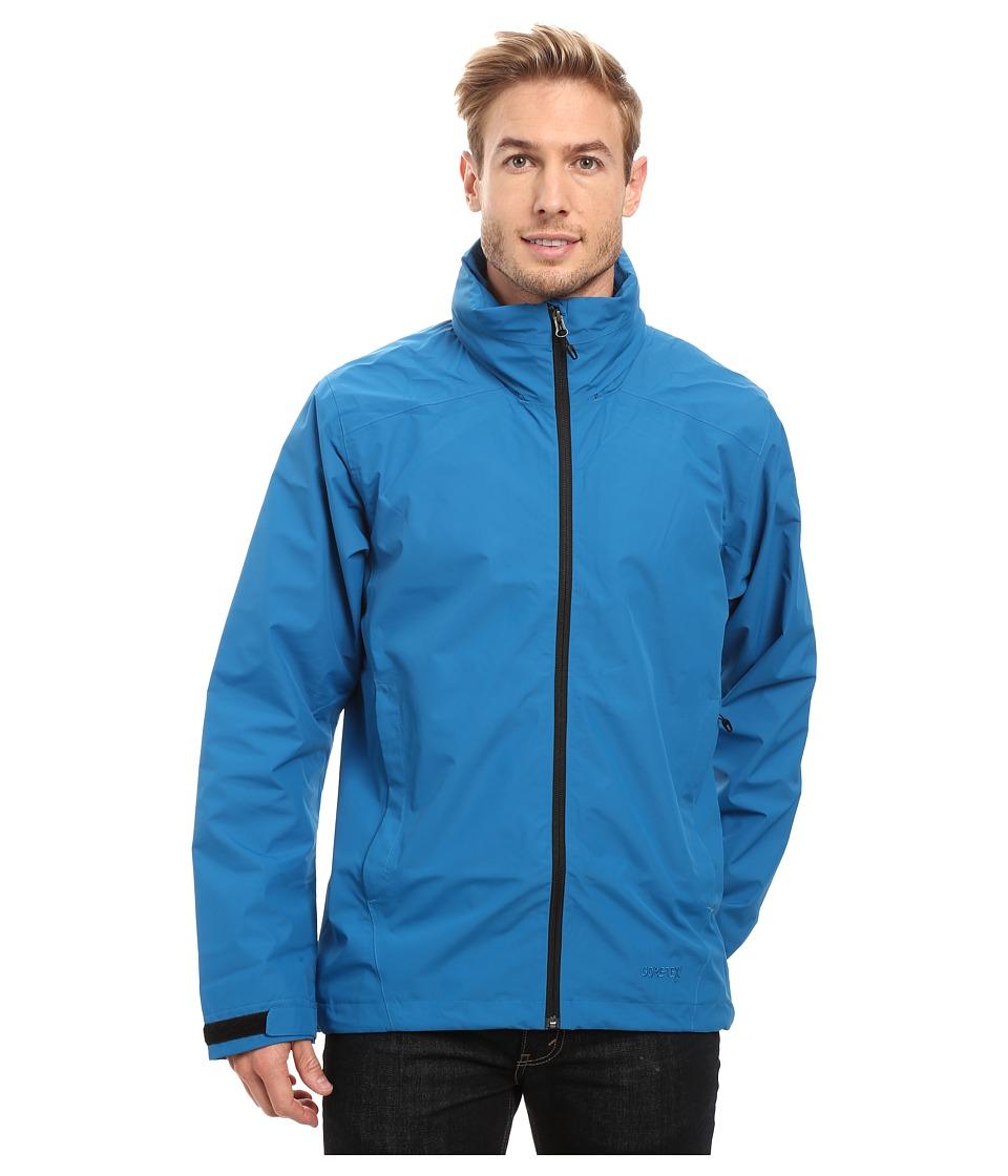adidas Outdoor - All Outdoor 2L GORE-TEX Wandertag Jacket (Unity Blue) Men's Coat