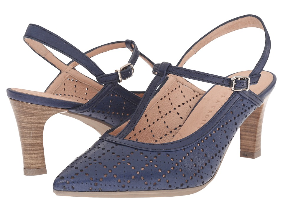 Hispanitas - Penelope (Sauvage Jeans) Women's Sling Back Shoes