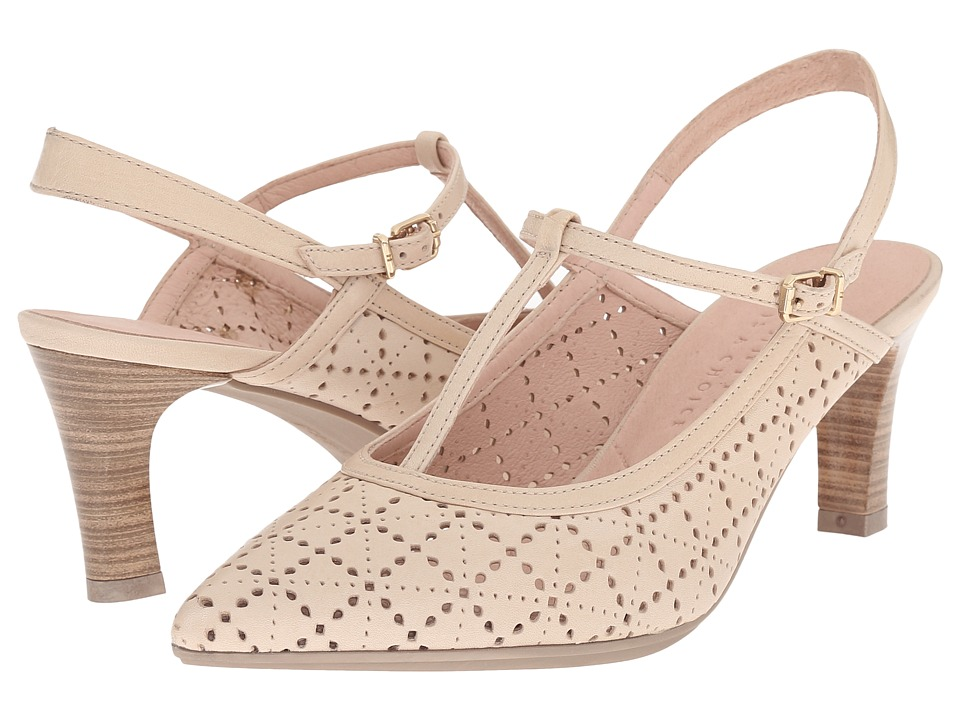 Hispanitas - Penelope (Sauvage Bone) Women's Sling Back Shoes