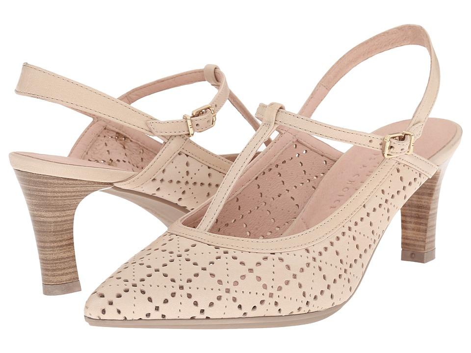 Hispanitas - Penelope (Sauvage Bone) Women's Sling Back Shoes